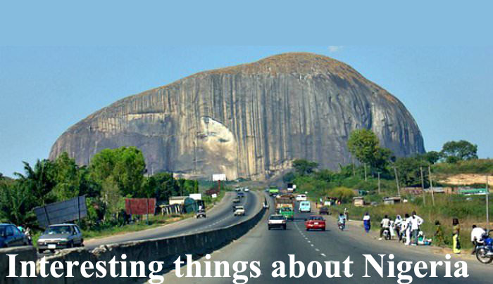 Interesting about Nigeria