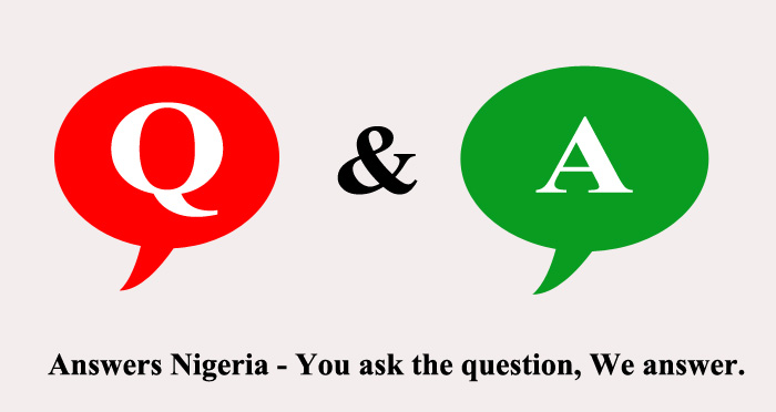 Nigeria answers