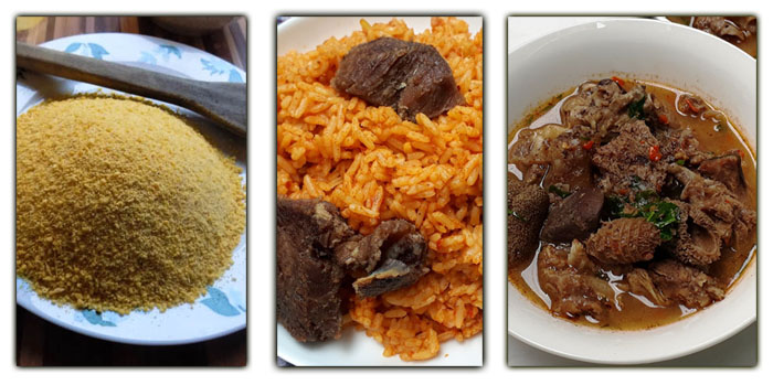 local food in Nigeria