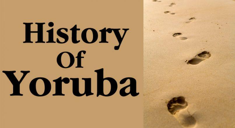 History of Yoruba