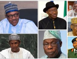 Who is the President of Nigeria