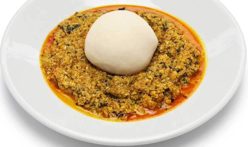 Egusi Soup How To Cook Egusi Melon Soup In Nigeria